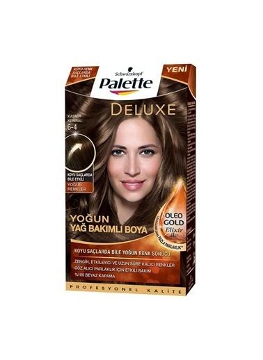 Palette Saç Boyası Kahve